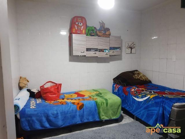Casa à venda com 2 dormitórios em Aviação, Praia grande cod:585 - Foto 7