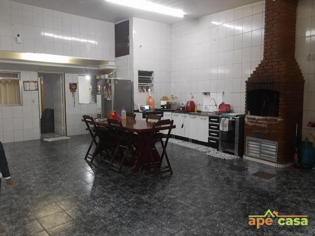 Casa à venda com 2 dormitórios em Aviação, Praia grande cod:585 - Foto 2