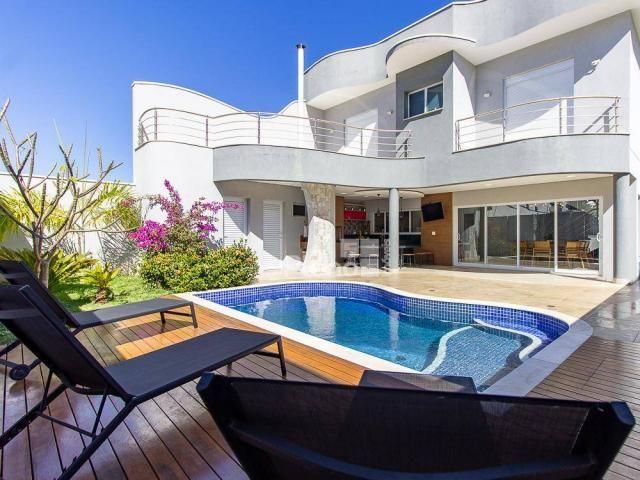 Casa com 4 dormitórios à venda, 283 m² por R$ 1.850.000,00 - Swiss Park - Campinas/SP
