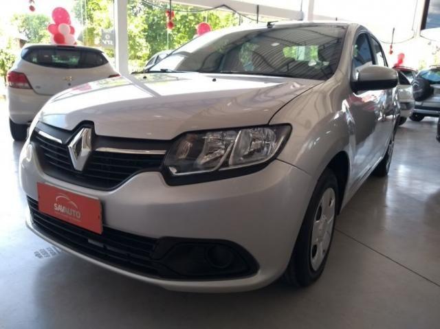 Renault Logan Authentique Flex 1.0 12V 4p