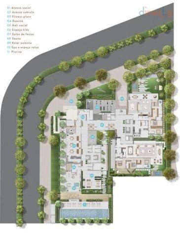 Apartamento com 3 dormitórios à venda, 285 m² por R$ 3.721.000,00 - Jurerê Internacional - - Foto 10