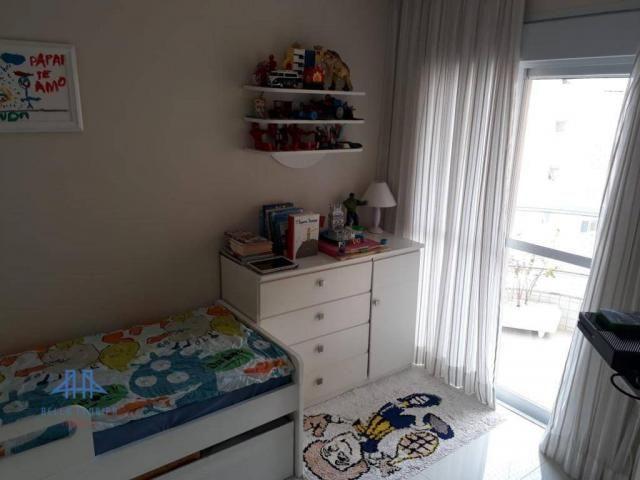 Cobertura com 4 dormitórios à venda, 206 m² por R$ 1.250.000,00 - Parque São Jorge - Flori - Foto 13