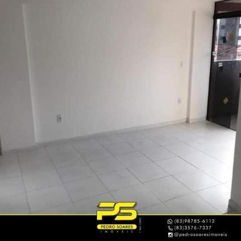 Apartamento com 3 dormitórios à venda, 70 m² por R$ 340.000 - Jardim Cidade Universitária  - Foto 2