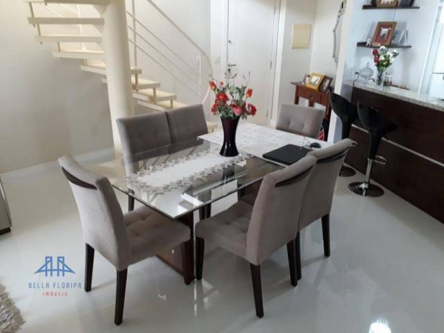 Cobertura com 4 dormitórios à venda, 206 m² por R$ 1.250.000,00 - Parque São Jorge - Flori - Foto 6