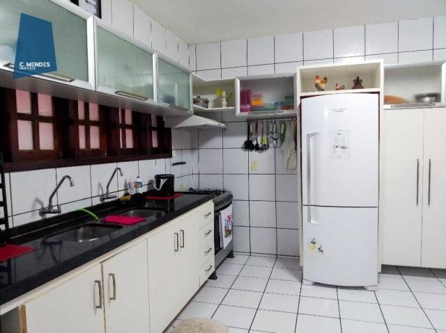 Casa Duplex 360 m² à venda, 5 suites, 4 vagas, Edson Queiroz, Fortaleza. - Foto 19