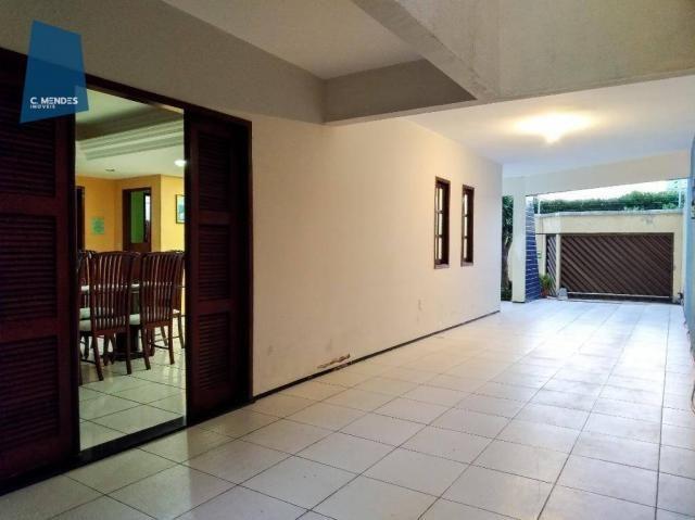 Casa Duplex 360 m² à venda, 5 suites, 4 vagas, Edson Queiroz, Fortaleza. - Foto 3