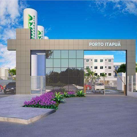 Residencial Porto Itapuã- Apartamento 2 quartos em Viamão, RS - 40m²- ID3831 - Foto 2