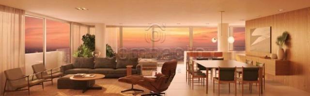 Apartamento à venda com 4 dormitórios em Iguatemi, Sao jose do rio preto cod:V10705 - Foto 15