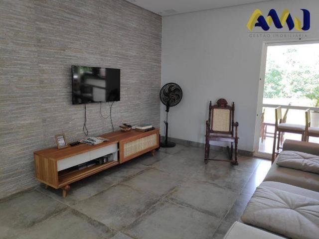 Chácara em Condomínio Fechado - ANALISA PERMUTA PARCIAL - Foto 2