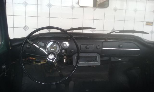 VW 1600 Zé do caixão - Foto 4