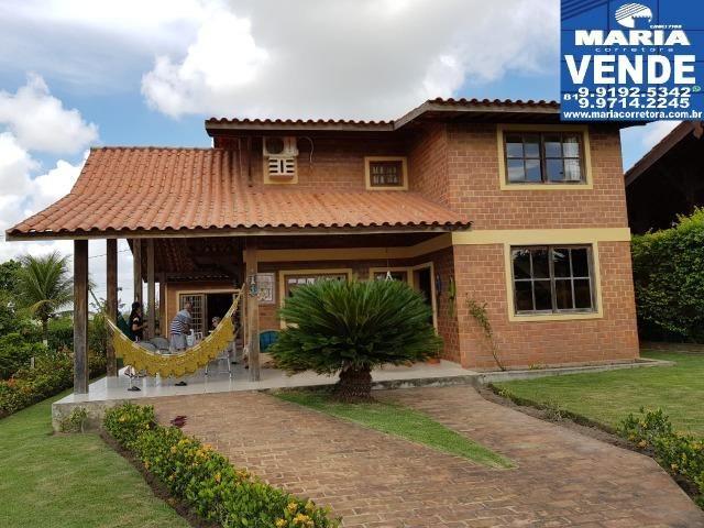 Casa de Condomínio em Gravatá-pe com 06 suítes. Por 600 Mil !! Ref. 576