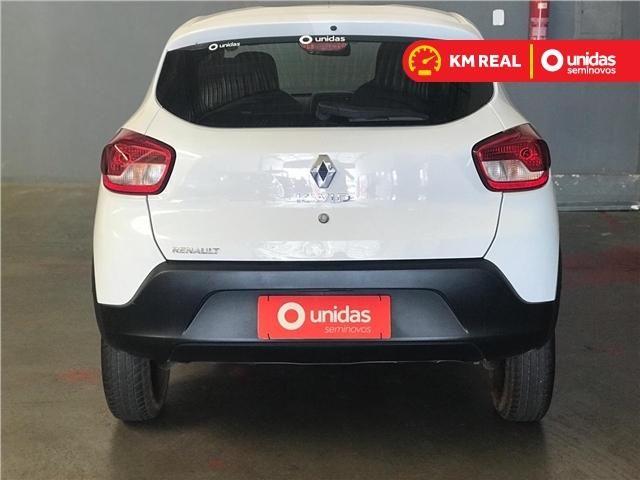 Renault Kwid 1.0 12v sce flex zen manual - Foto 6