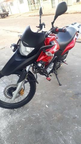 Vendo moto xre 300 ano 2015 nova nova sem detalhes - Foto 5