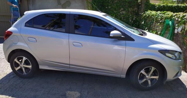 Chevrolet Onix LTZ 1.4 - Prata - Automático 2018 - 29.000 Km - R$50.000,00 - Foto 3
