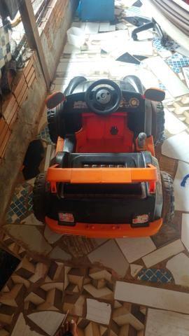 Vendo ou troco por celular jeep elétrico biemme - Foto 3