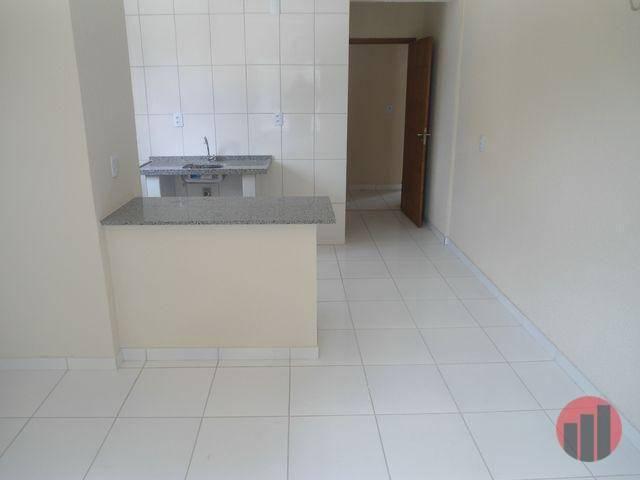 Kitnet com 1 dormitório para alugar, 35 m² por R$ 920,00 - Meireles - Fortaleza/CE - Foto 5