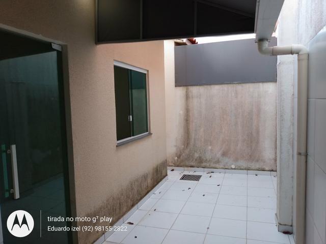 Casa 02Qts Com Modulados Próx. Parque do Idoso e Vieiralves em Locação - Foto 19