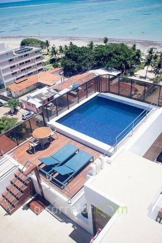 Apto Camboinha, Vista Mar, 105m² 3Qtos,1St,DCE, Códico 22567