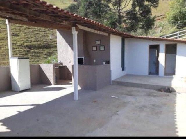 Belíssima Chácara com 5.000 m² no Bairro Anhumas, Itajubá -MG - Foto 5