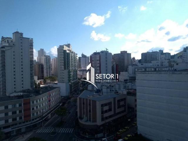 Apartamento com 2 quartos para alugar, 88 m² por R$ 1.120,00/mês - Centro - Juiz de Fora/M - Foto 17