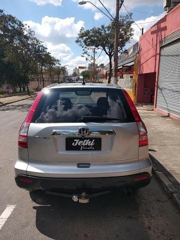 Honda/ CR-V EXL 2.0 16V Gasolina 4P Automático + Teto solar - Foto 4