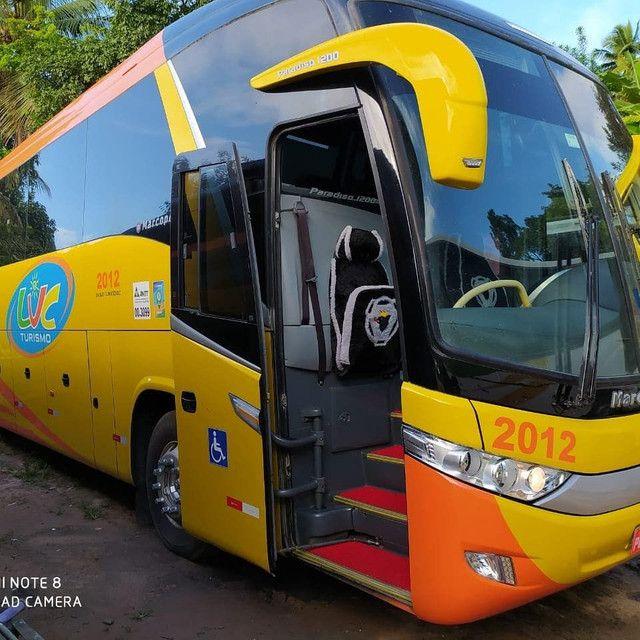 Ônibus Marcopolo G7 Scania - Foto 6