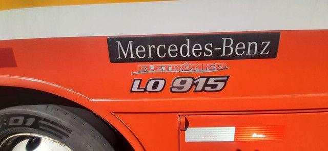 Micro Mercedes-Benz LO 915 - Foto 7