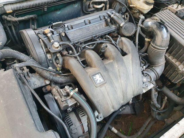 Motor 2.0 16v 146 CV  Peugeot - Foto 4