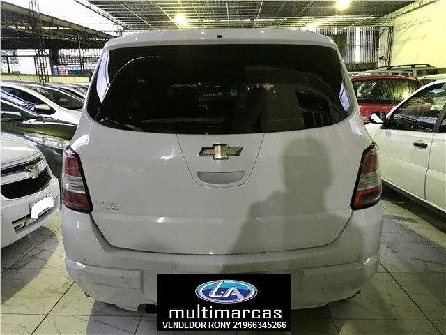 Gm Chevrolet Spin LT 1.8 Aut. 2014 + GNV. Entrada a partir de 8.500,00 + 48x de 699,99 - Foto 5