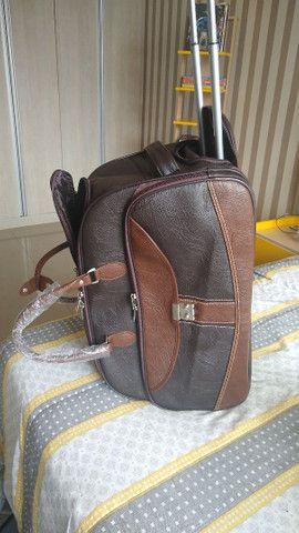 Mala de rodinha com bolsa . - Foto 5