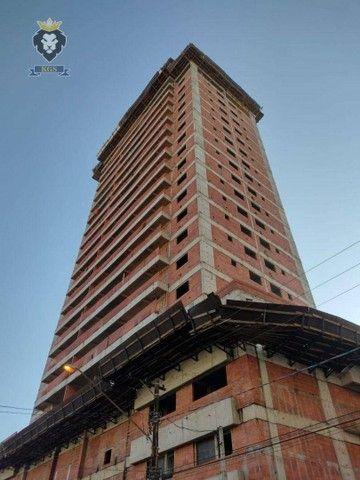Excelente Apartamento de Alto Padrão 3 Dormitórios 3 Suítes menos de 100 metros da Praia - Foto 5