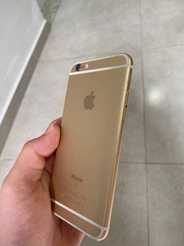 iPhone 6s Gold; - Foto 2