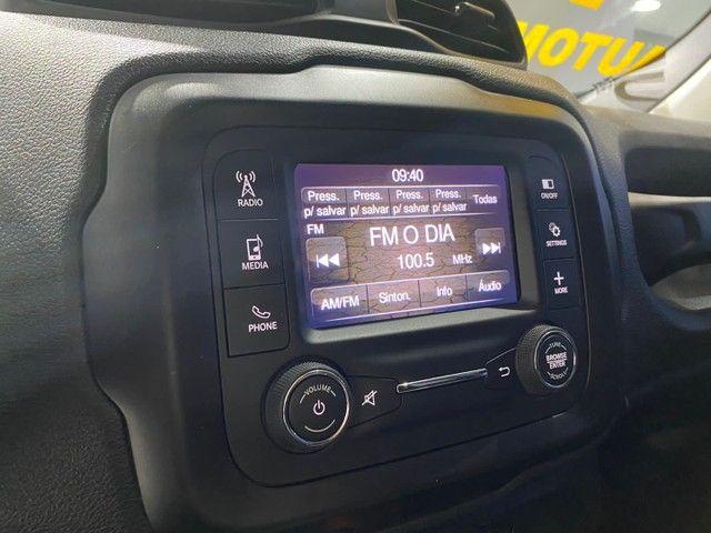 Jeep Renegade Sport 2019 Automático Único dono !! - Foto 17