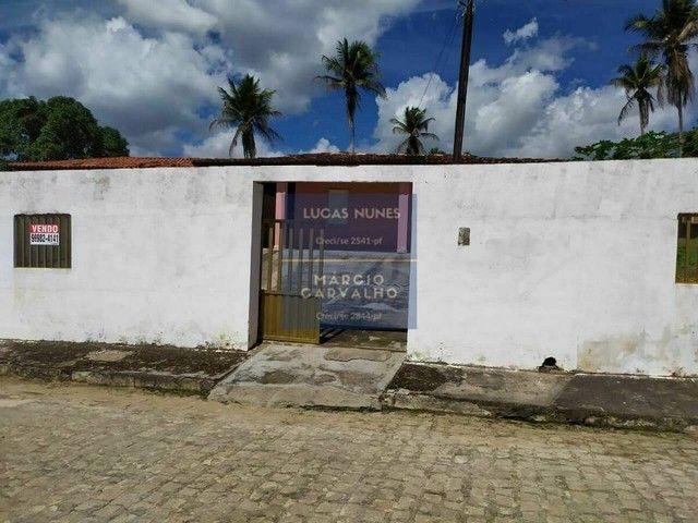 Casa à venda no bairro Centro - Itaporanga D'Ajuda/SE