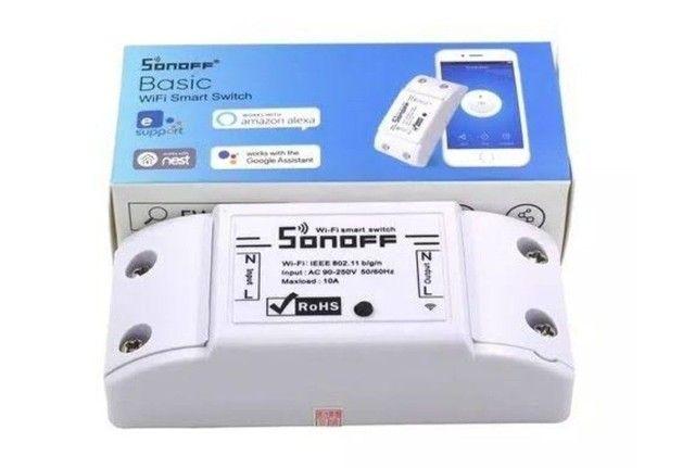 Sonoff® Basic Wi-fi - Automação Residencial - Foto 3