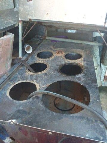 Vendo  dois carrinho de churrasco barato  - Foto 2