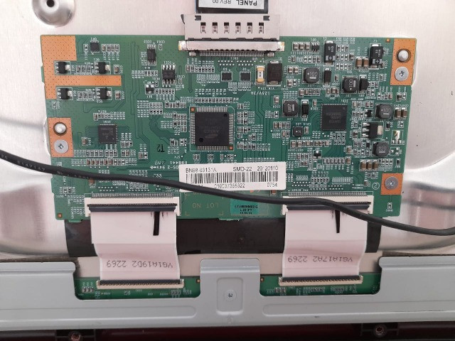 Smart TV Samsung 46 UN-465500RG c/ Defeito (leia antes) - Foto 4