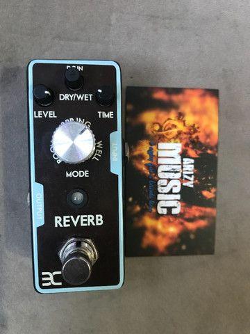 Pedal Reverb Eno Mini True Bypass - Arizy Music