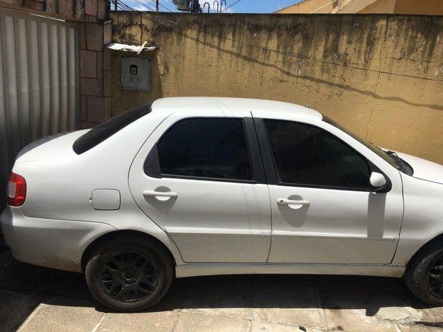 Fiat Siena 1.8 HLX 2007 / com gás legalizado no documento