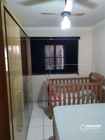 Casa com 2 dormitórios à venda, 62 m² por R$ 240.000,00 - Parque Tarumã - Maringá/PR - Foto 7