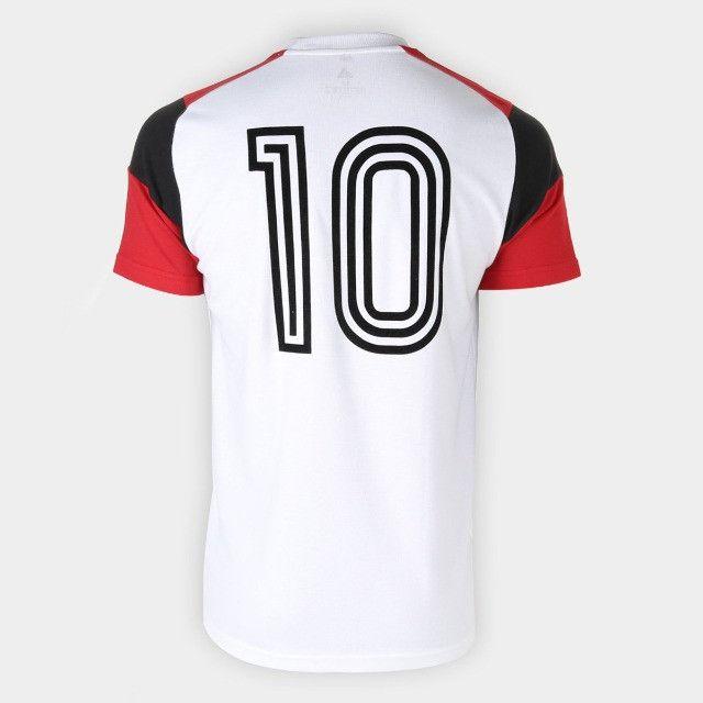Camiseta CR Flamengo Icon 2020 - Foto 6