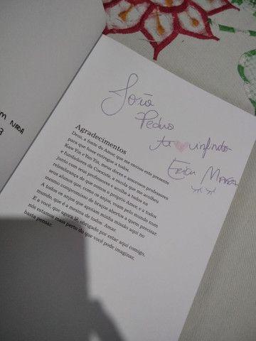 Livro O Garoto do Sonho Autografado  - Foto 3