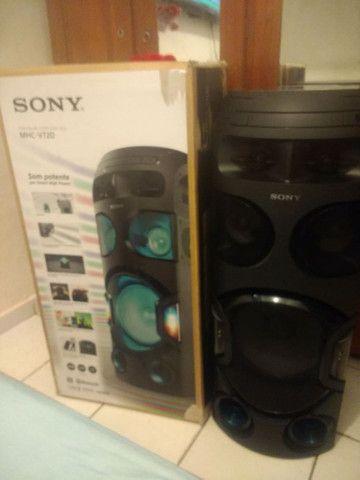 Vendo som da Sony Semi-novo