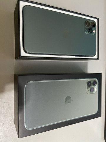 Iphone 11 Pro Max 256 GB Verde Meia Noite