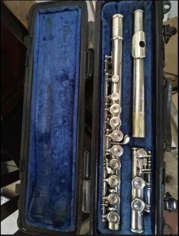 Flauta Transversal Selmer U.s.a - Foto 2