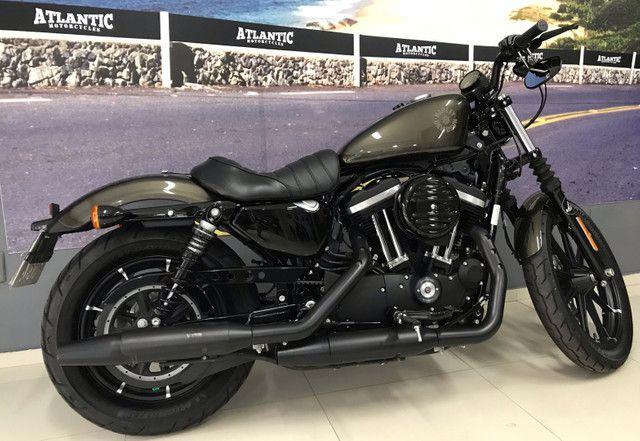 Harley Davidson Iron 883 2020. Apenas 500km - Foto 4