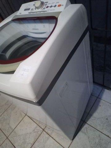Brastemp ative 11kg conservada ZAP 988-540-491 aceito cartão dou garantia - Foto 3