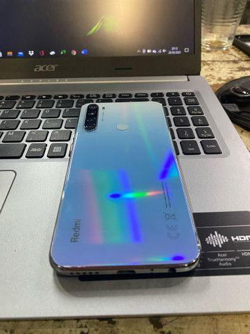 Xiaomi note 8 64gb Branco - Foto 3