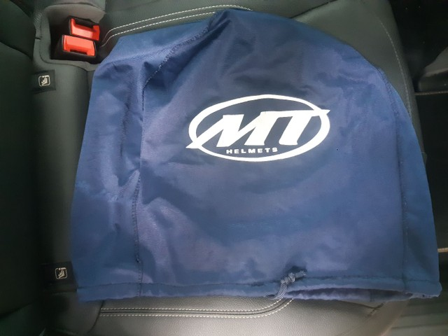 Capa saco bolsa sacola para Capacete MT Helmet