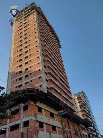 Excelente Apartamento de Alto Padrão 3 Dormitórios 3 Suítes menos de 100 metros da Praia - Foto 2